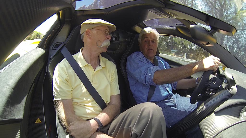 Inside Jay Leno's Garage
