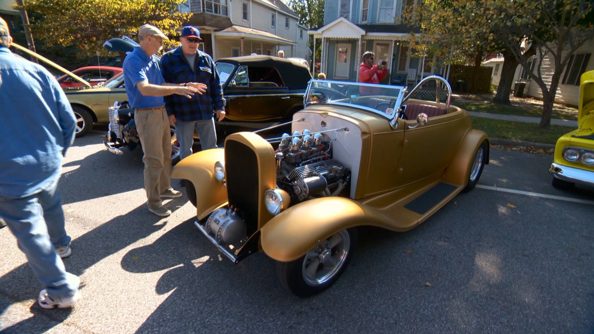 Season Episode My Classic Car With Dennis Gage - Ridgely car show