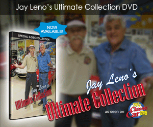 Jay Leno's Ultimate Collection DVD
