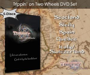 Trippin' on Two Wheels DVD Set