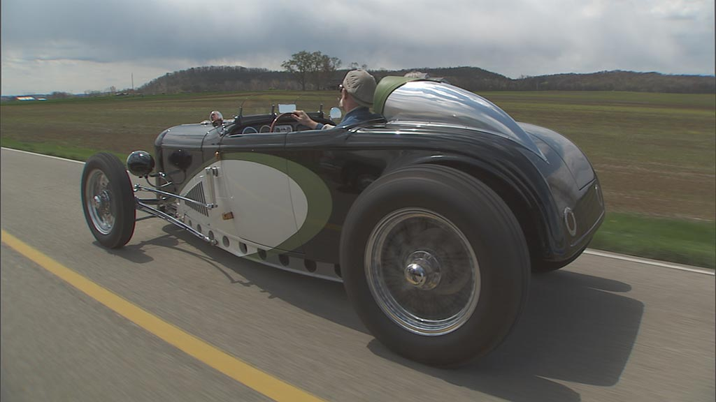 Roadster and Coupe Rods